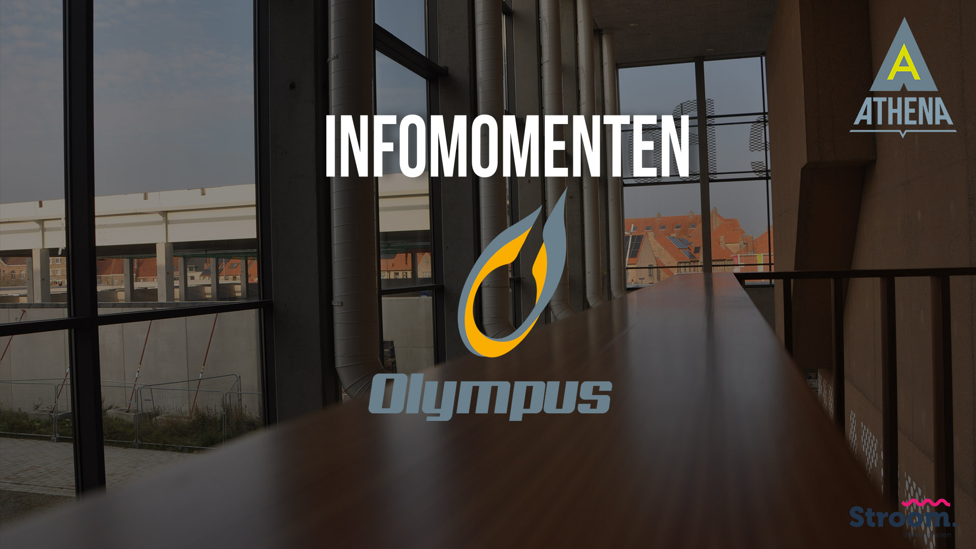 Infomoment campus Olympus